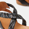 Sandales à bride bata, Noir, 564-6827 - 26
