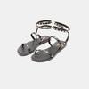 Sandales femme bata-rl, Noir, 564-6835 - 19