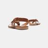 Sandales à bride bata-rl, Brun, 564-3916 - 19