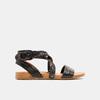 Sandales à bride bata, Noir, 564-6827 - 13