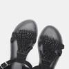 Sandales femme bata-rl, Noir, 563-6844 - 17