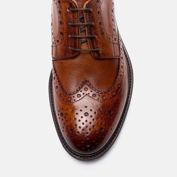 Chaussures à lacets homme bata-the-shoemaker, Brun, 824-3842 - 26