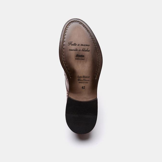 Chaussures à lacets homme bata-the-shoemaker, Brun, 824-3842 - 17