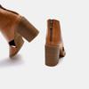 Sandales à talon bata, Brun, 724-3284 - 16