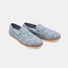 mocassins bata, Bleu, 851-9331 - 26