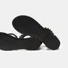 Sandales femme bata, Noir, 564-6807 - 19