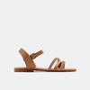 Sandales femme bata, Beige, 564-8859 - 13