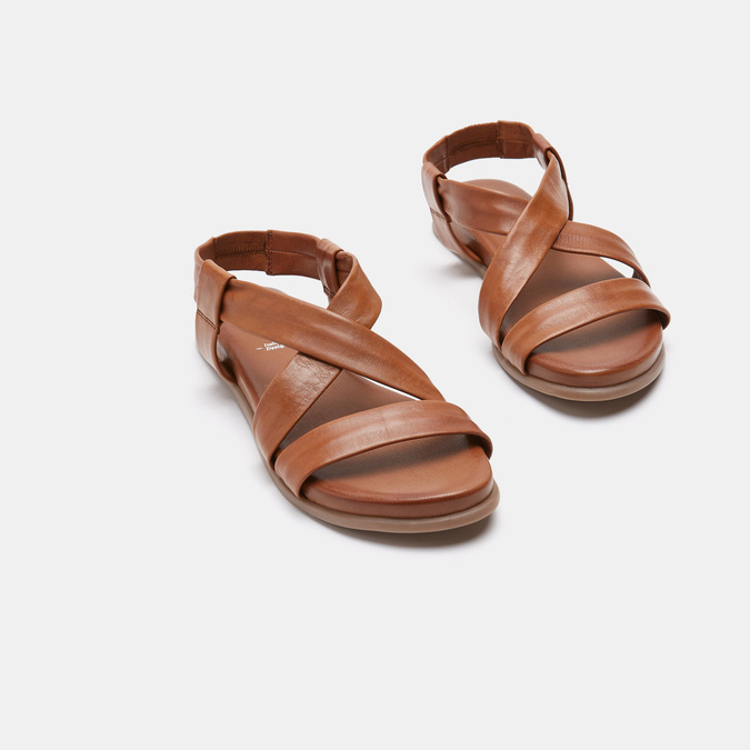 Sandales femme bata, Brun, 564-3820 - 16