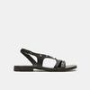 Sandales à bride bata, Noir, 564-6132 - 13