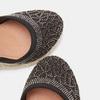 Sandales compensées bata, Noir, 769-6962 - 16