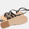 Sandales femme bata, Noir, 564-6854 - 17