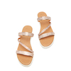 Sandales à bride bata, Rose, 571-5681 - 26