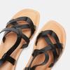Sandales femme bata, Noir, 564-6854 - 19