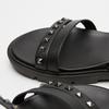 Sandales à bride bata, Noir, 564-6911 - 15