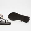 Sandales femme bata, Noir, 561-6891 - 19