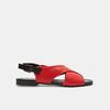 Sandales femme bata-rl, Rouge, 564-5846 - 13