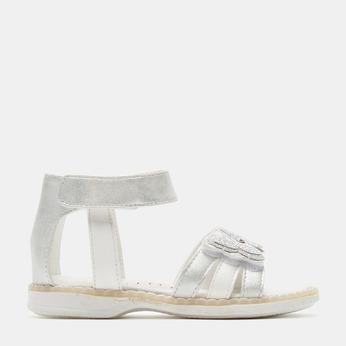 Sandales fille mini-b, Argent, 261-2264 - 13