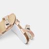 Sandales fille mini-b, Rose, 361-5434 - 15