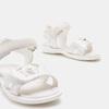Sandales fille mini-b, Blanc, 261-1268 - 19