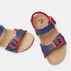Sandales garçon mini-b, Bleu, 261-9433 - 19
