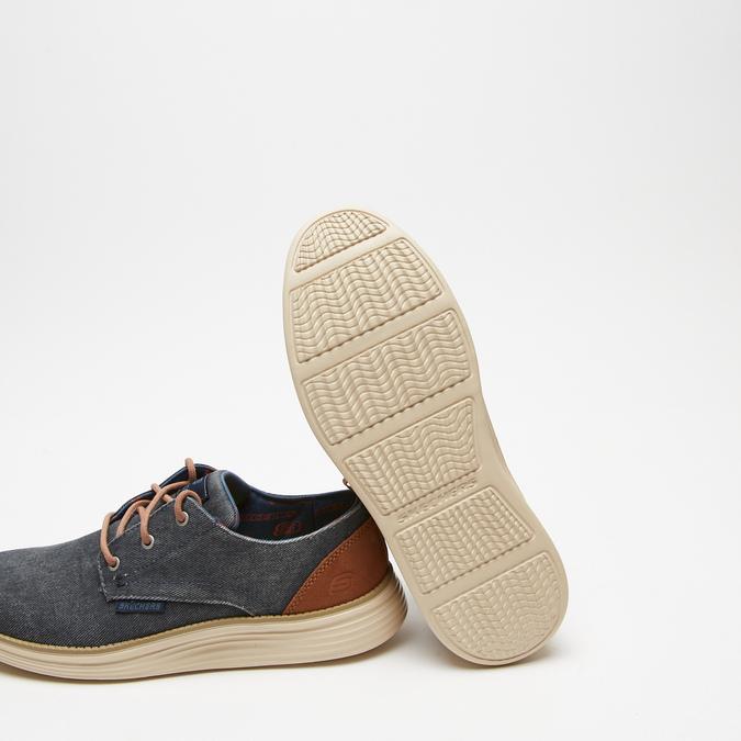 Chaussures Homme skechers, Bleu, 859-9326 - 19