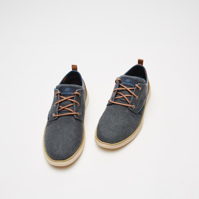 Chaussures Homme skechers, Bleu, 859-9326 - 26