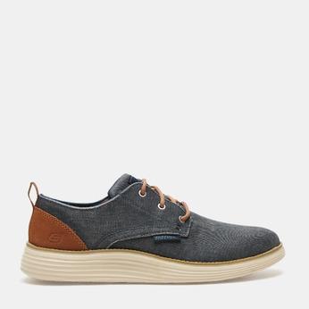 Chaussures Homme skechers, Bleu, 859-9326 - 13