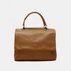 sac à main en vrai cuir bata, Brun, 964-3152 - 13