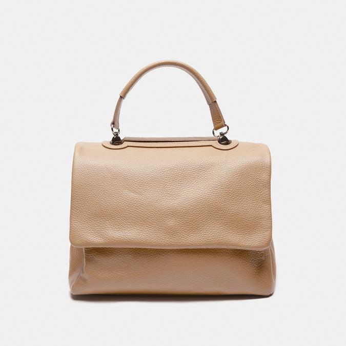 sac à main en vrai cuir bata, Rose, 964-5152 - 13
