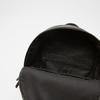 sac à dos à effet matelassé visible bata, Noir, 961-6188 - 17
