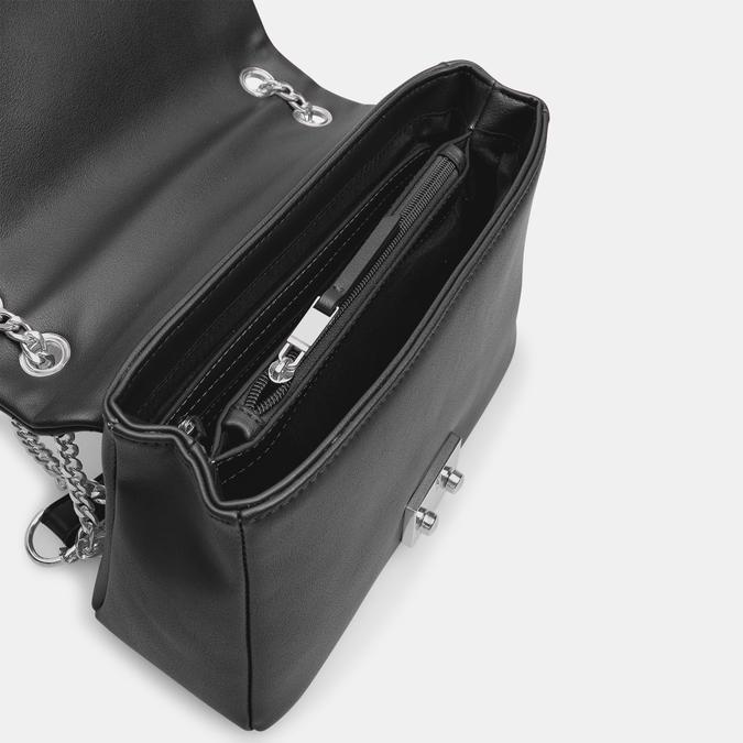 sac à bandoulière clouté bata, Noir, 961-6190 - 15