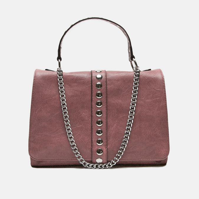 sac à bandoulière cloutée bata, Rose, 961-5247 - 13