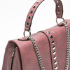 sac à bandoulière cloutée bata, Rose, 961-5247 - 26