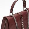 sac à bandoulière clouté à chaînette bata, multi couleur, 961-0247 - 26
