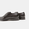 chaussures basses en cuir homme bata-24h, Noir, 824-6110 - 17