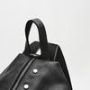 sac à dos clouté à fermeture éclair bata, Noir, 961-6284 - 15