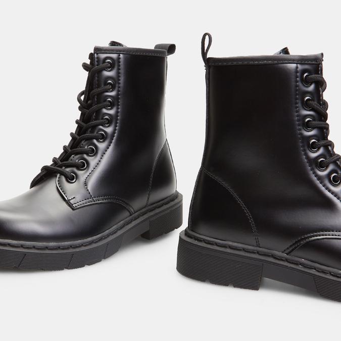 bottines à semelles style track femme bata, Noir, 591-6506 - 15