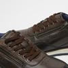 baskets en cuir à fermeture éclair latérale bugatti, Gris, 844-2230 - 16