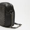 sac à bandoulière clouté bata, Noir, 961-6356 - 26