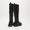 combat boots à semelles track bata, Noir, 591-6564 - 15