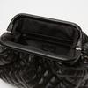 sac clutch à effet matelassé bata, Noir, 961-6342 - 15