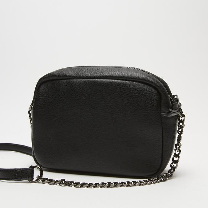 sac à bandoulière clouté bata, Noir, 961-6356 - 16