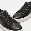 baskets en cuir à clous bata, Noir, 544-6426 - 16