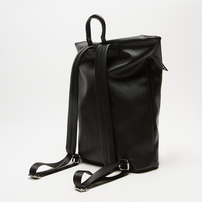 sac à dos à détails cloutés femme bata, Noir, 961-6478 - 16