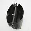 sac à main hobo pour femme à anse chaînette bata, Noir, 961-6203 - 17